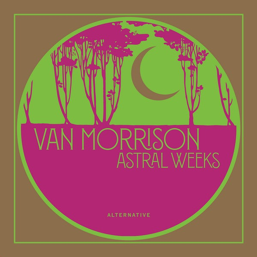 "Van Morrisson - Astral Weeks Alternative (10"")"