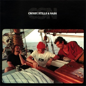 Crosby, Stills & Nash - CSN (LP)