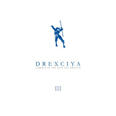 Drexciya - Journey Of The Deep Sea Dweller 3 (2LP)
