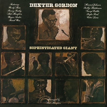Dexter Gordon - Sophisticated Giant (LP)