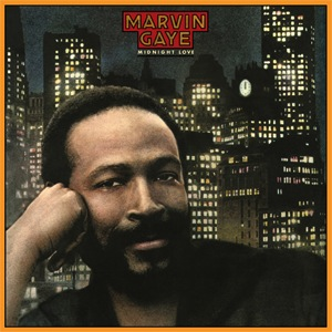 Marvin Gaye - Midnight Love (LP)