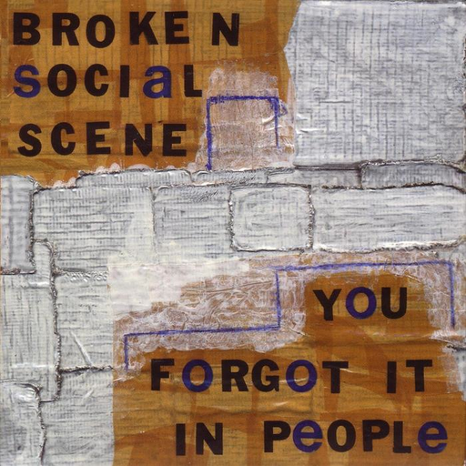 Broken Social Scene - You Forgot It In People (2LP)