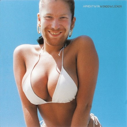 "Aphex Twin - Windowlicker (12"" EP)"