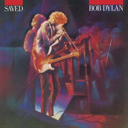 Bob Dylan - Saved (LP)