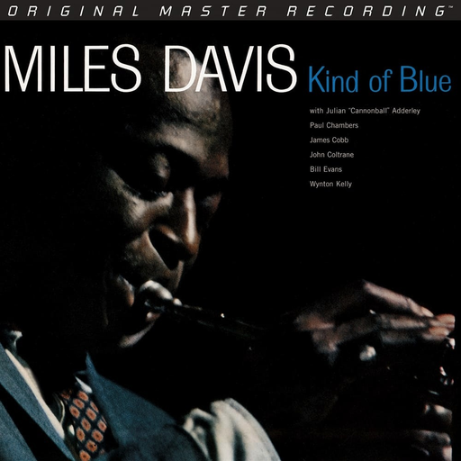 Miles Davis - Kind Of Blue (Numbered Ltd. Ed. 180G 45RPM 2LP Box)