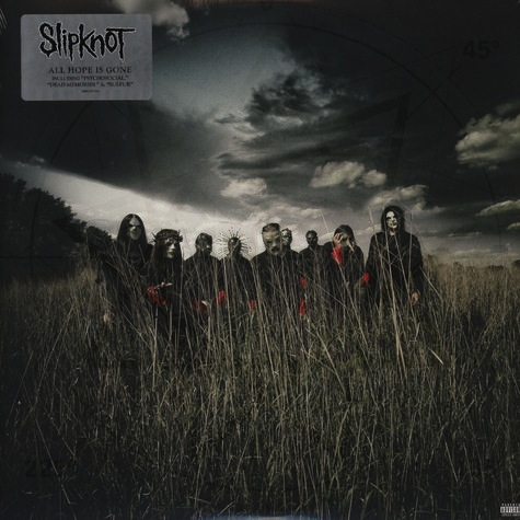 Slipknot - All Hope Is Gone (3LP)