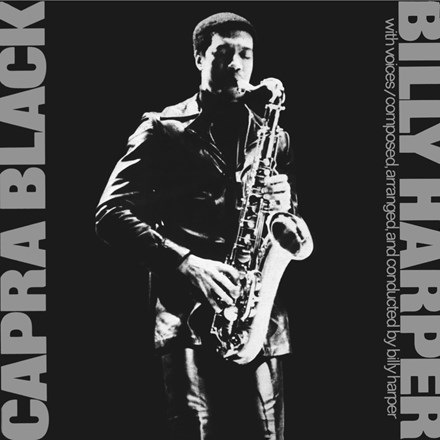 Billy Harper - Capra Black (180g Import LP)