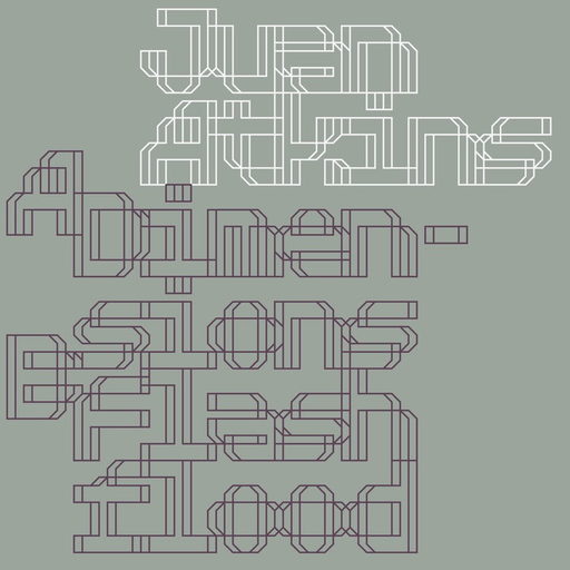 "Juan Atkins - Dimensions / Flash Flood (12"")"