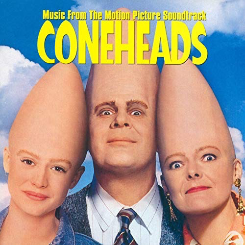 Various Artists - Coneheads OST (Yellow LP)