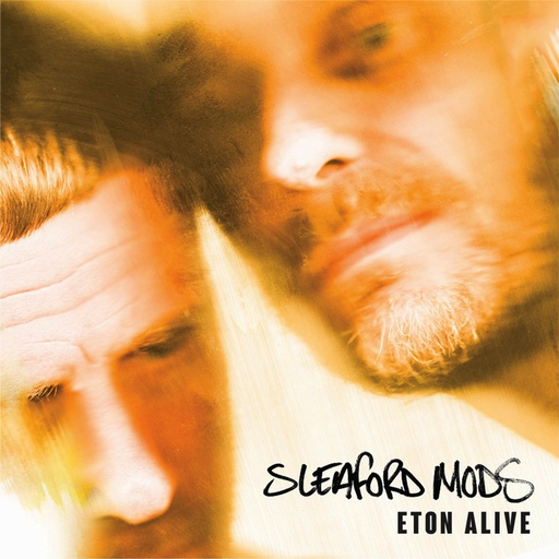 Sleaford Mods - Eton (indie shop version/blue LP)