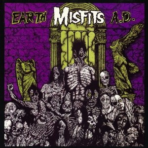 Misfits - Earth A.D./Wolfs Blood (LP)