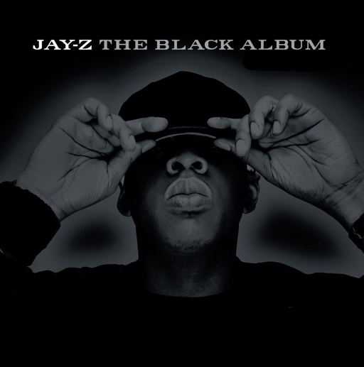 Jay-Z - The Black Album (LP)