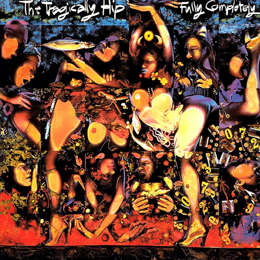 Tragically Hip - Fully Completely (LP 180g Poster w/ download)