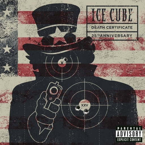 Ice Cube - Death Certificate: 25th Anniversary Edition (2LP) *SALE*