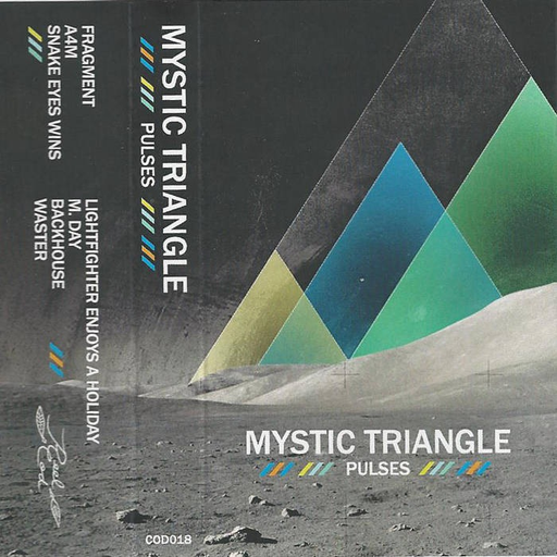 Mystic Triangle - Pulses (Cassette)