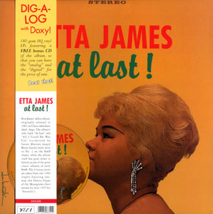 Etta James - At Last! (180g LP+CD)