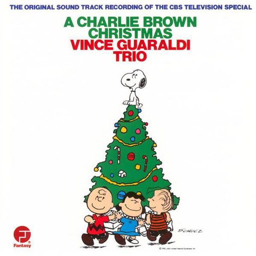 Vince Guaraldi Trio - A Charlie Brown Christmas (Green Vinyl LP)