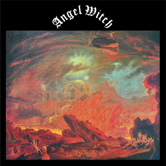 Angel Witch - Angel Witch (Colored Vinyl LP)