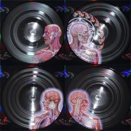 Tool - Lateralus (Picture Disc 2LP)