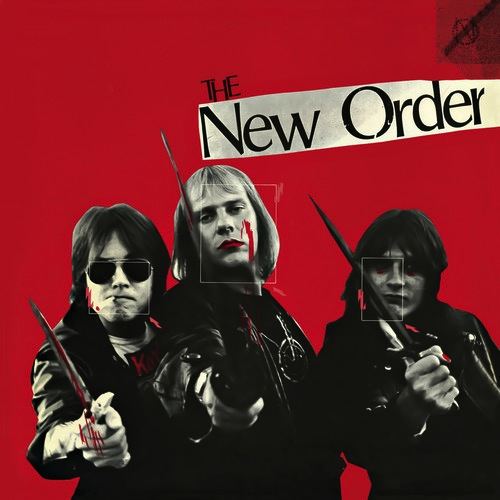 New Order - New Order (Ltd Red LP)