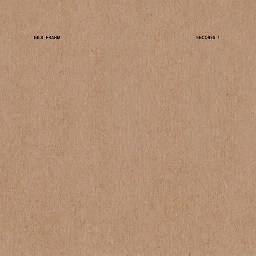 Nils Frahm - Encores 1 (Indie Exclusive Edition LP)