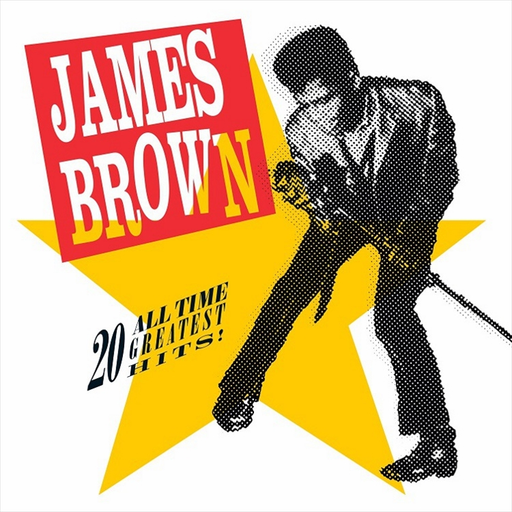 James Brown - 20 All Time Greatest Hits! (2LP)
