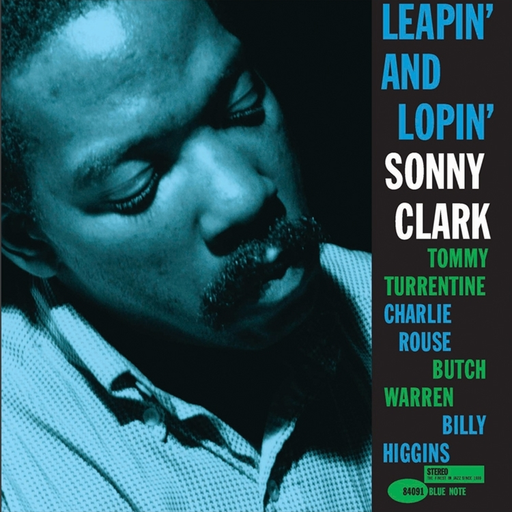 Sonny Clark - Leapin And Lopin: (75th Anniversary LP)