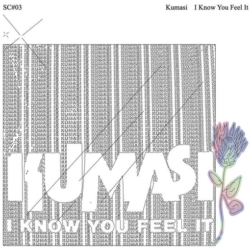 "Kumasi - I Know You Feel It (12"" EP)"
