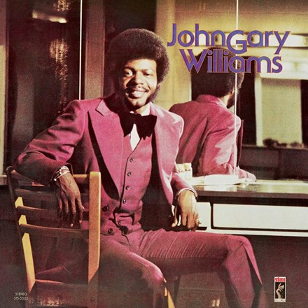 John Gary Williams - John Gary Williams (LP)