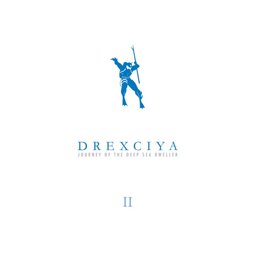 Drexciya - Journey Of The Deep Sea Dweller 2 (2LP)