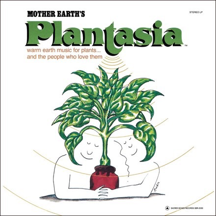Mort Garson - Mother Earth's Plantasia (Colored LP)