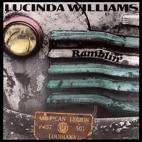 Lucinda Williams - Ramblin On My Mind (LP)