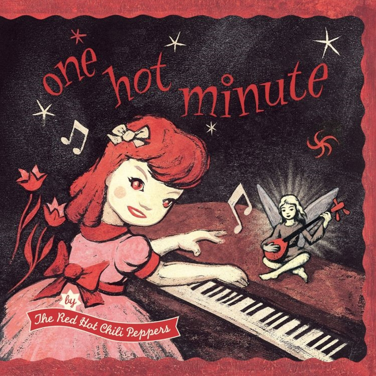Red Hot Chili Peppers - One Hot Minute (LP)