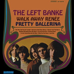 The Left Banke - Walk Away Renee/Pretty Ballerina (Gold LP)