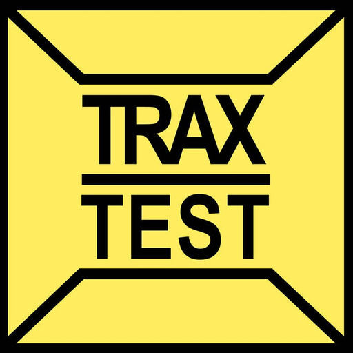 Various Artists - Trax Test (Excerpts From The Modular Network 1981-87) (2LP Import)