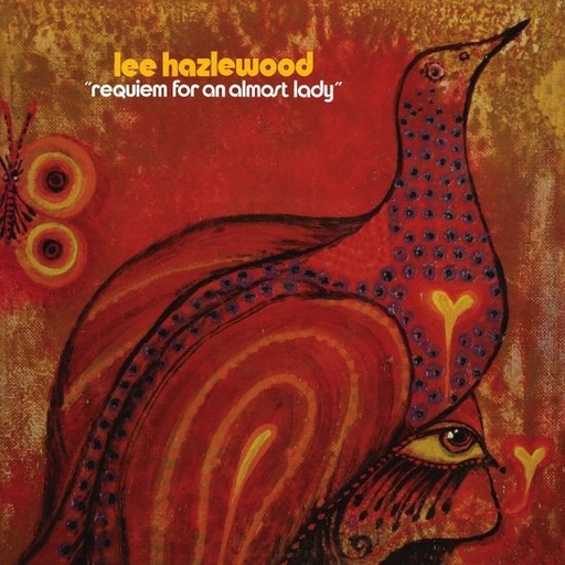 Lee Hazlewood - Requiem for an Almost Lady (LP)