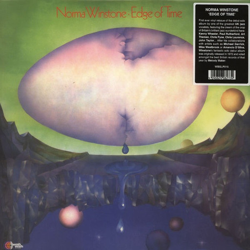 Norma Winstone  Edge Of Time (Import LP)