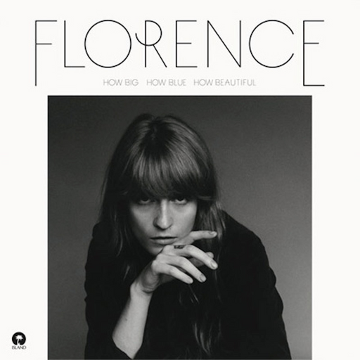 Florence and The Machine - How Big, How Blue, How Beautiful (2LP)