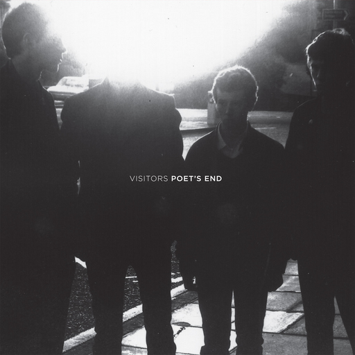 Visitors - Poets End (LP)