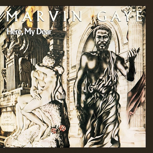 Marvin Gaye - Here, My Dear (2LP)