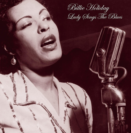 Billie Holiday - Lady Sings The Blues (Import LP)