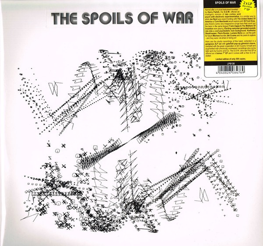 "Spoils Of War - Spoils Of War (Import Vinyl 2LP + 7"")"
