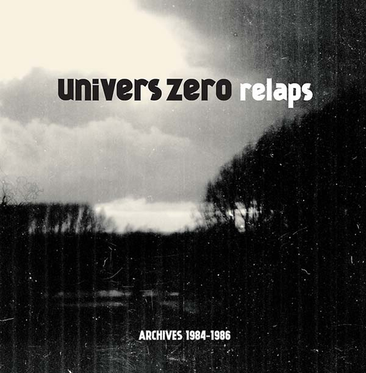 Univers Zero - Relaps/Archives 1984-1986 (2LP)
