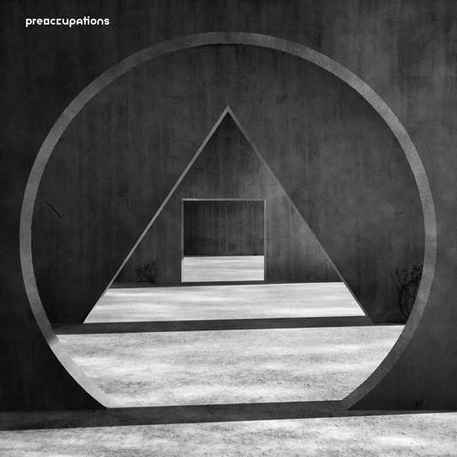 Preoccupations - New Material (Ltd Edition Orange & Clear Vinyl LP)