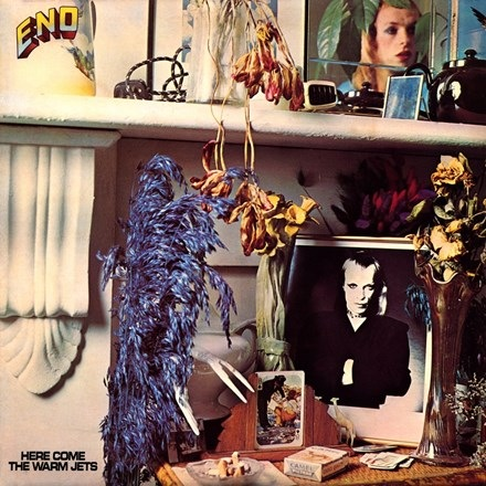 Brian Eno - Here Come The Warm Jets (LP)