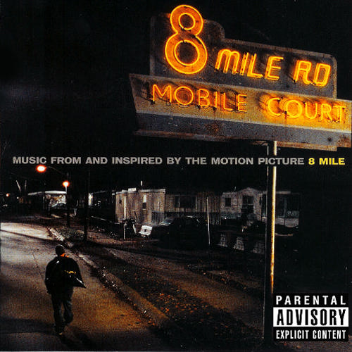 Eminem - 8 Mile: Original Soundtrack (Import Vinyl 2LP)