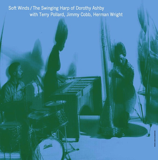 Dorothy Ashby - Soft Winds: The Swinging Harp Of (LP)