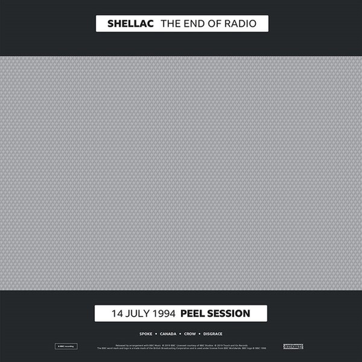 Shellac - The End of Radio (2LP+CD)