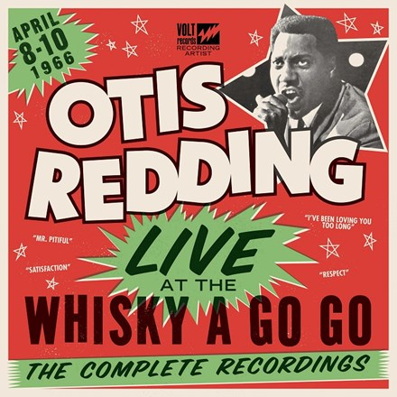 Otis Redding - Live at The Whisky A Go Go (2LP)