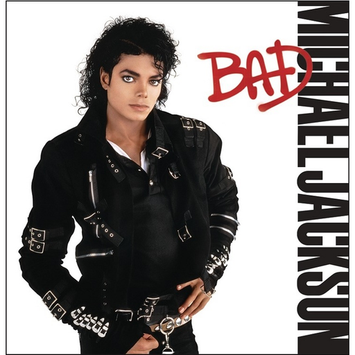 Michael Jackson - Bad (180g LP)
